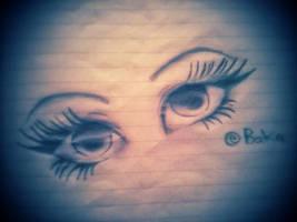 I see you  by bakagummi