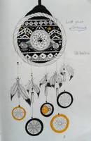 Lunatic Dreamcatcher by bakagummi