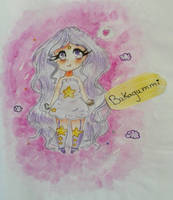 Lumpy Space Princess chibi by bakagummi
