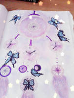 Dreamcatcher #2 by bakagummi