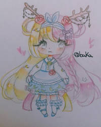 Custom adopt by bakagummi