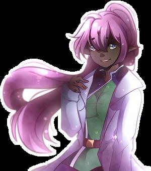 Masumi Looking Cute by Ametheliana