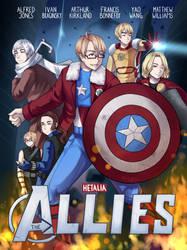 The Allies by Miri-senpai