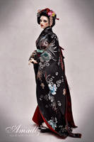 Geisha 02 by amadiz