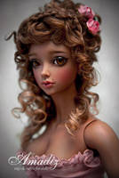 Aphrodite by amadiz