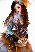 Queen Titania by amadiz