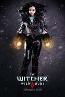 The Witcher: Yennefer of Vengerberg (2) by amadiz