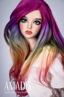 Rainbow splash by amadiz