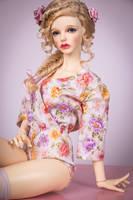Sweet Pastel Romper by amadiz