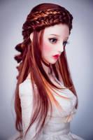 Elven Autumn in custom colors by amadiz