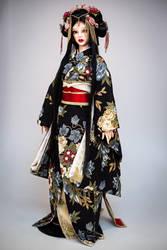 Sayuri by amadiz