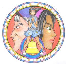 Little-Rin-Chan KH Glass - gift by zexous