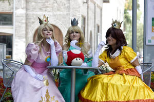 princess 5 by PrisCosplay