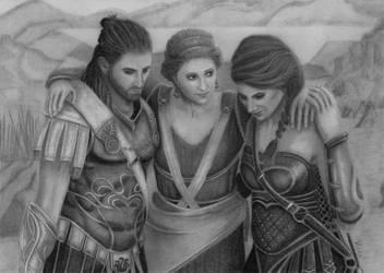 Odyssey by renaart9