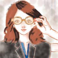 Glasses by kecepkemig