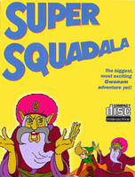 Super Squadala - The Game by TheFelix96
