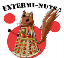 Exterminuts by pinkwater1211