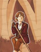 Bilbo by pinkwater1211