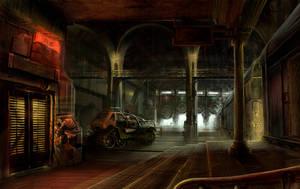 Bunker by masz-rum