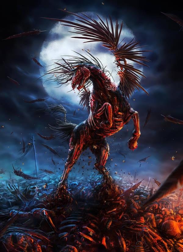 Plague by masz-rum