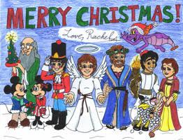 Merry Christmas, Love Rachel! 2016 by WishExpedition23