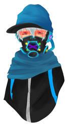Zeru mask by kaetyuki