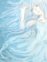 Lonely blues by kaetyuki