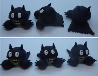 Batman Wugles by WugleMaker