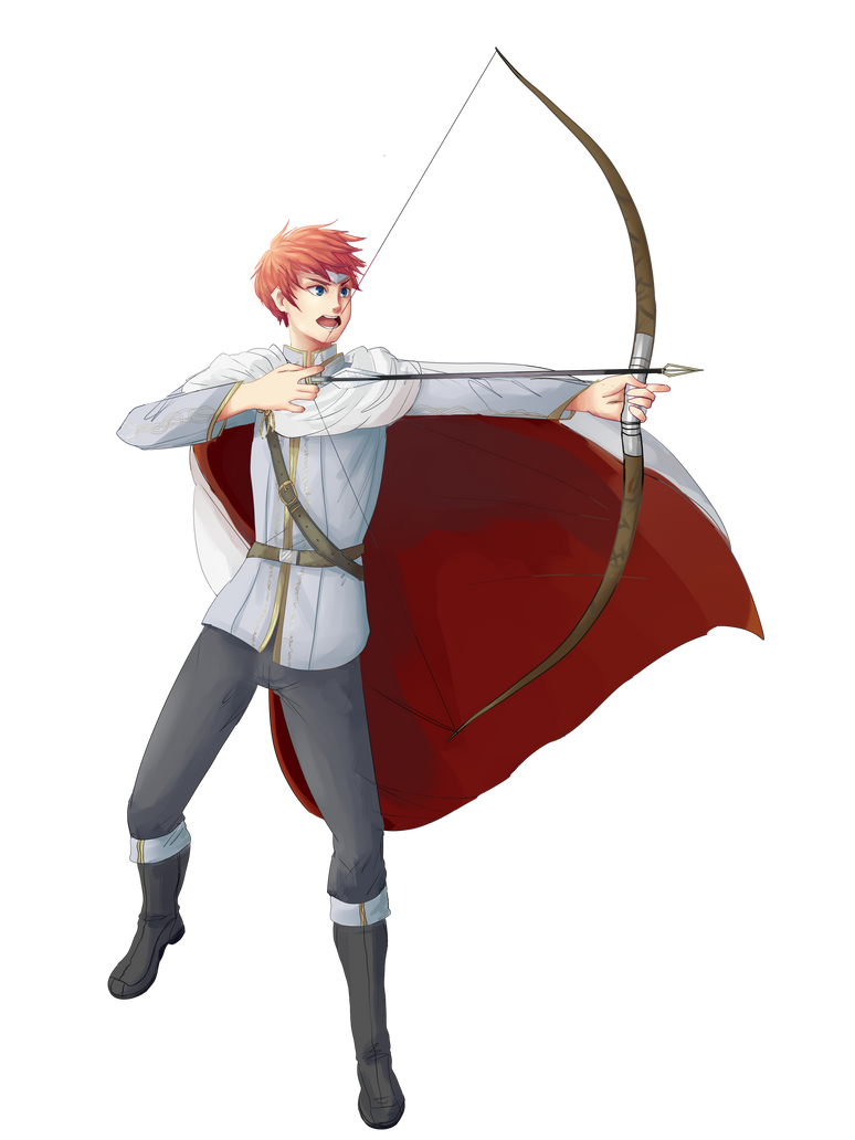 Eliwood by LordSirCromwell