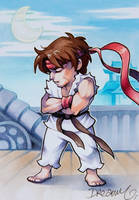 Street Fighter Victory Collection - RYU by Sophie-Dreamy