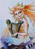 Siren by Sophie-Dreamy