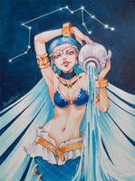 Aquarius by Sophie-Dreamy