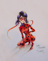Miraculous Ladybug by Sophie-Dreamy