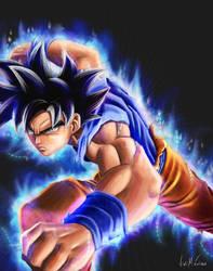 Goku Migatte no gokui by vinnymax