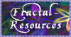 Fractal-Resources Stamp by Colliemom