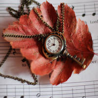 Time for a autumn song by sternenfern