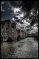 Ghent - AchterLeie I by AyseSelen