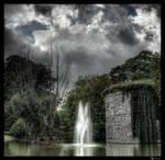 Fountain by AyseSelen
