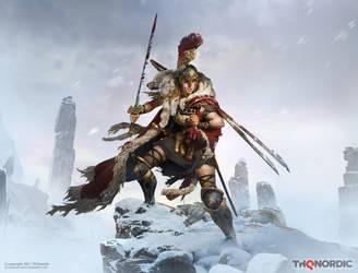 Titan Quest Ragnarok cover by EncounterMy18