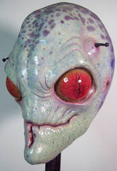 alien creature Disp mask by masocha