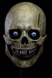 Skull Halloween mask 1 by masocha