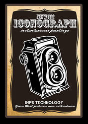 Iconographer Ad by funkydpression
