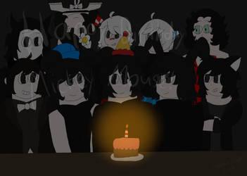 Happy Birthday Mickey Mouse! by Gabymon2005
