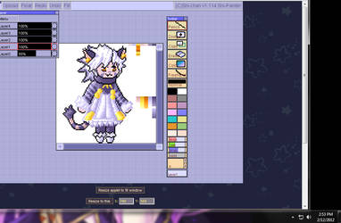 Sprite Tutorial Part 6 by Milfeyu