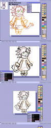 Full Sprite Tutorial Finished by Milfeyu