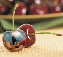 Unusual Cherries by TylfonSent