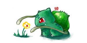 Bulbasaur by TomSeptember
