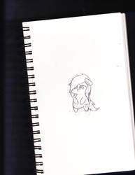 Graphite Sketch by Killerorca
