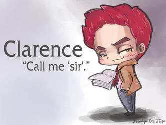 Clarence by Azuralyn