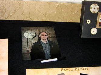 Paper Person RIUM by kapera